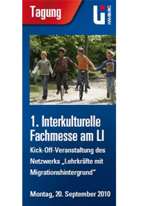 20.09.2010: 1. Interkulturelle Fachmesse am LI
