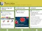 Padlet Theater Zuhause