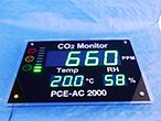 CO2 Monitor - groß